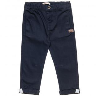 Παντελόνι με λάστιχο στη μέση (12 μηνών-3 ετών)