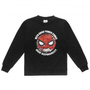 Μπλούζα Spiderman με 3D σχέδιο (4-10 ετών)