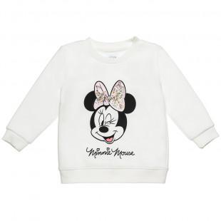 Μπλούζα Disney Minnie Mouse με διακοσμητικά αστεράκια (12 μηνών-3 ετών)