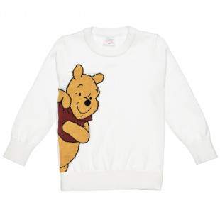 Πουλόβερ Winnie the Pooh (9 μηνών-3 ετών)