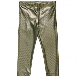 Leggings glod with rubber (2-5 years)