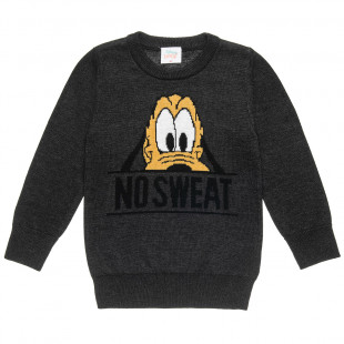 Pullover Disney with Pluto design (9 monhts-3 years)