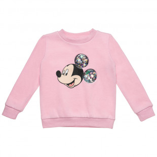 Blouse Dinsey Minne Mouse with ears (18 months-5 years)