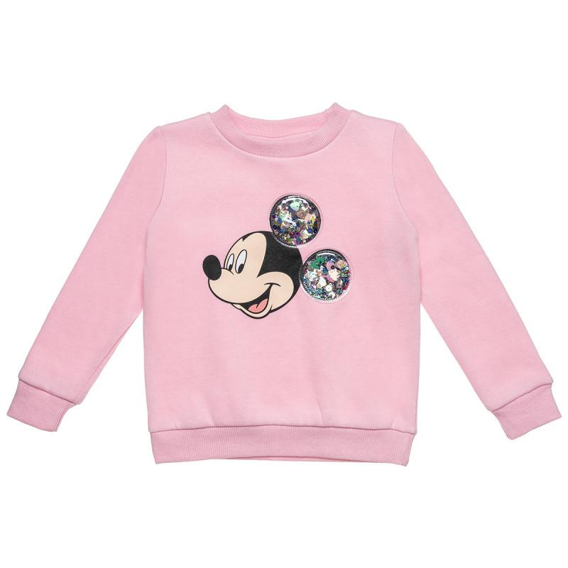Μπλούζα Disney Minnie Mouse με αυτάκια (18 μηνών-5 ετών)