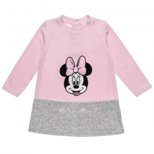 Dress Disney Minnie Mouse with embrodrey (9monhts-3 years)