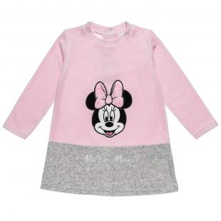 Φόρεμα Disney Minnie Mouse με κέντημα (9 μηνών-3 ετών)