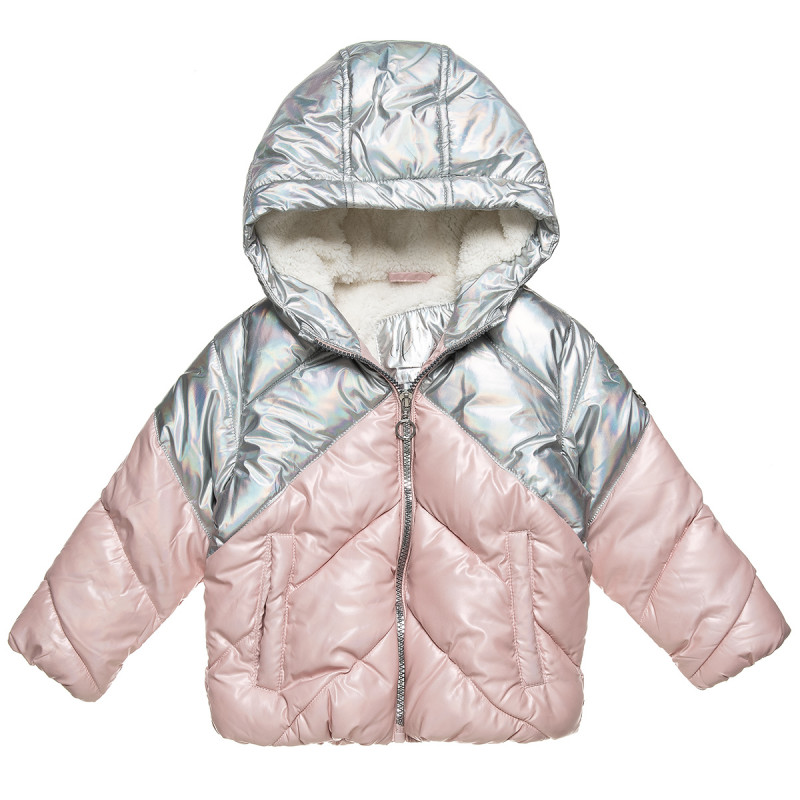 Padded Jacket with a hood (12 monhts-5 years)