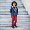 Γιλέκο-Μπουφάν Paul Frank διπλής όψης με κουκούλα (6-16 ετών)