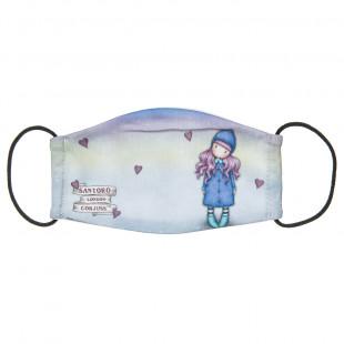 Fabric Mask Santoro with design (7-16 years)