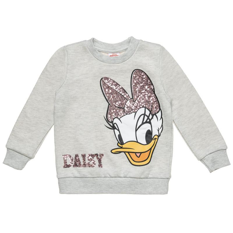 Μπλούζα Daisy Duck με τύπωμα και παγιέτα (18 μηνών-5 ετών)