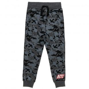 Παντελόνι Φόρμας Moovers με pattern παραλλαγής (6-16 ετών)