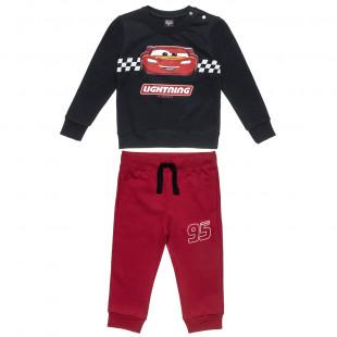 Set Disney Cars sweatshirt and joggers (2-6 years)