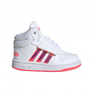 Παπούτσια Adidas FW7609 HOOPS MID (Μεγέθη 20-27)