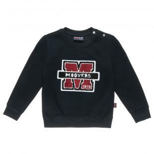 Μπλούζα Moovers με patch τύπωμα (2-5 ετών)