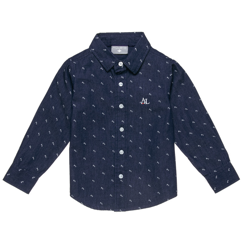 Shirt with patch (18 months-5 years)