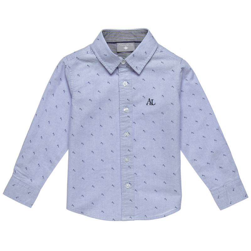 Shirt with patch print (12 monhts-5 years)