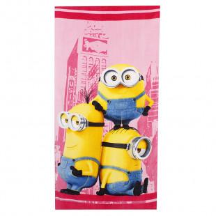 Beach Towel Minion (70x140)
