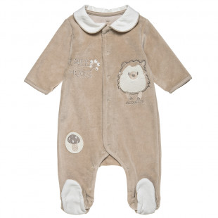 Babygrow Tender Comforts with patch (1-9 months)
