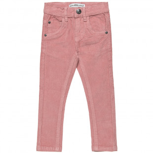 Trousers curdoroy with pockets (12 months-8 years)