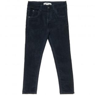 Παντελόνι κοτλέ με τσέπες (12 μηνών-8 ετών)
