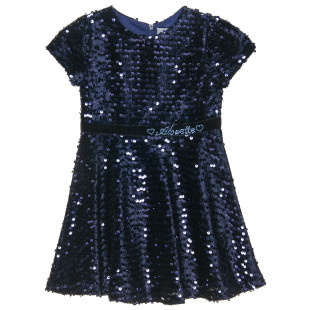 Dress with strass (2-5 years)