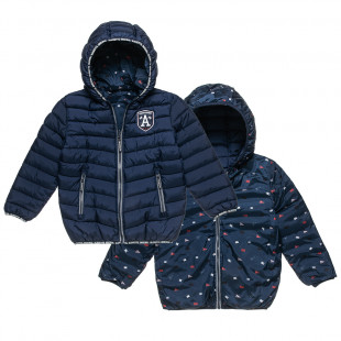 Double sided Padded Jacket with pockets (6-16 years)