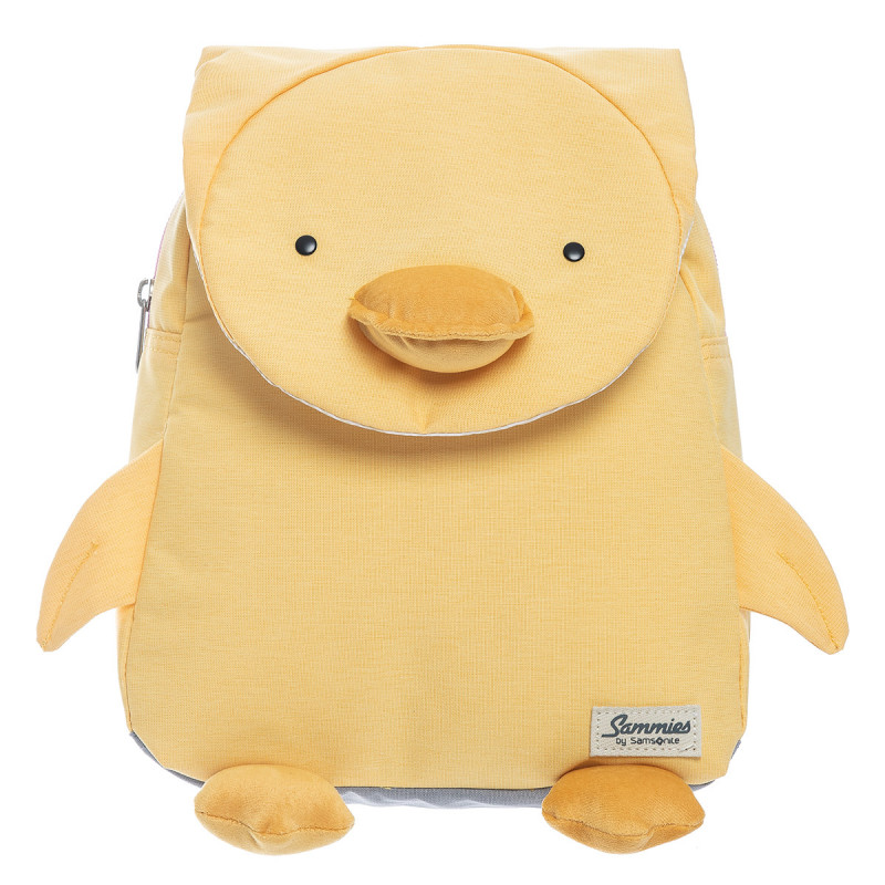 Backpack duck
