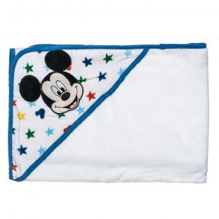 Βathrobe Disney Mickey Mouse 75x75 cm