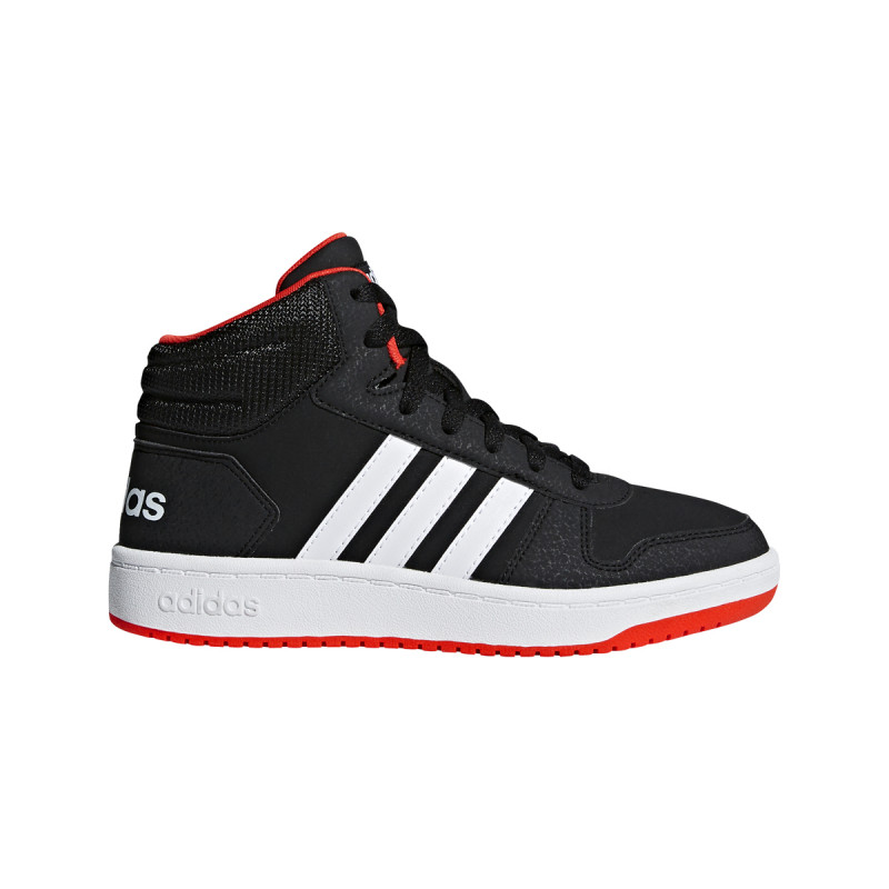 Shoes Adidas B75743 Hoops Mid 2.0 K (Size 28-35)