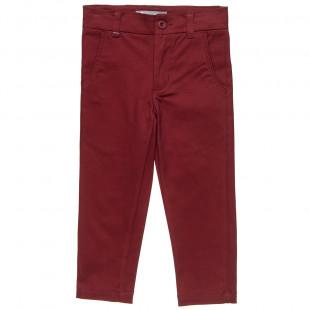 Pants chino with pockets (12 monhts-5 years)