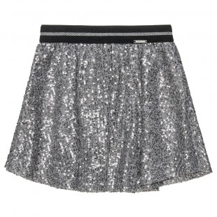 Skirt with spangly details (6-14 years)