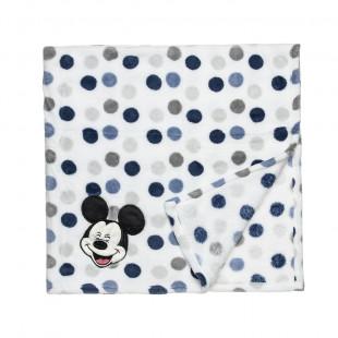 Κουβέρτα Disney Mickey Mouse fleece επένδυση
