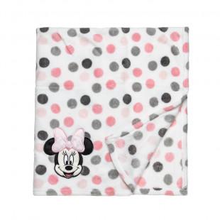 Κουβέρτα Disney Minnie Mouse fleece