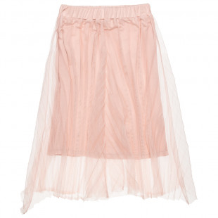 Skirt wtih tulle (6-12 years)