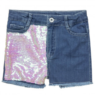 Shorts jeans (6-14 years)