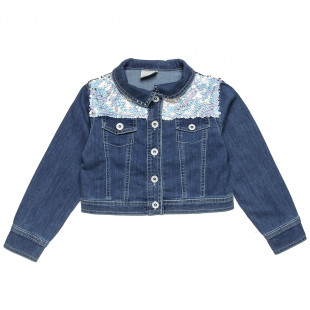 Jacket jeans (6-14 years)