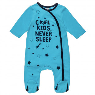 Babygrow with practical poppers (1-9 months)