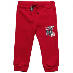 Joggers slim fit with graphic (18 months-5 years)