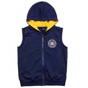 Paul Frank Gilet with embroidery (18 months-5 years)
