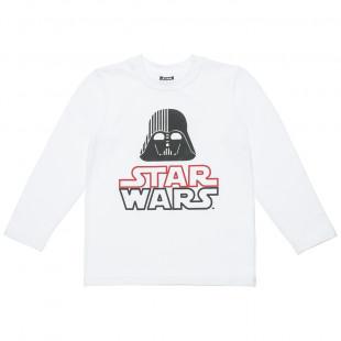 Μπλούζα Disney Star Wars με τύπωμα Darth Vader (6-14 ετών)