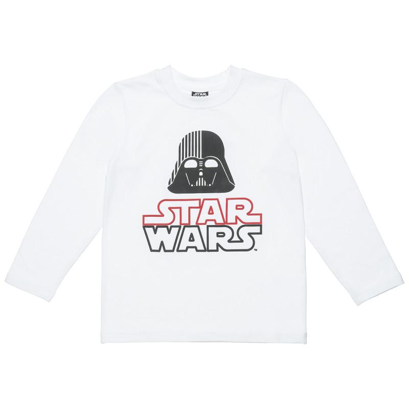 Long Sleeve T-Shirt Disney Star Wars with Darth Vader print (6-14 years)