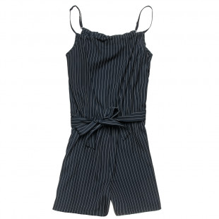 Playsuit with stripes (8-16 years)