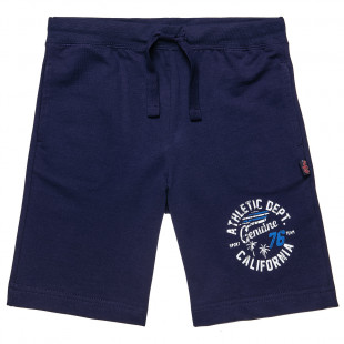 Bermuda Moovers with pockets and patch (4-5 years)