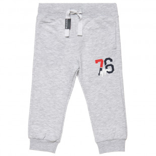 Joggers with print (12 months-5 years)