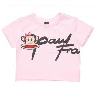 Paul Frank top with strass detail print (4-16 years)