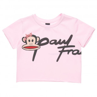 Paul Frank top with strass and glitter detail print (2-5 years)