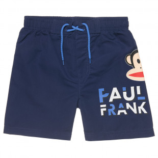 Swim shorts decorated with Paul Frank print (18 months-14 years)