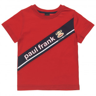 Μπλούζα Paul Frank με τύπωμα (12 μηνών-5 ετών)