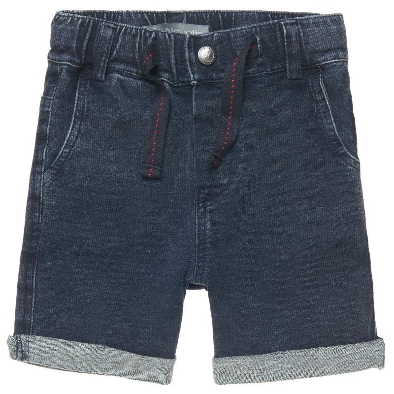 Denim shorts (12 months-5 years)