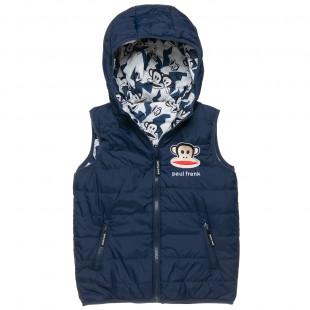 Paul Frank double face vest jacket (6-16 years)  Double face vest jacket